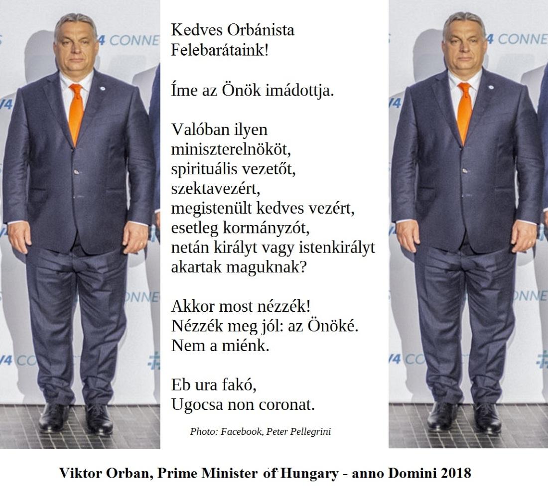 Orbán és a visegrádiak 2018. június. Fotó Facebook Peter Pellegrini